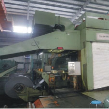 Stainless steel 6Hi reversing cold rolling mill