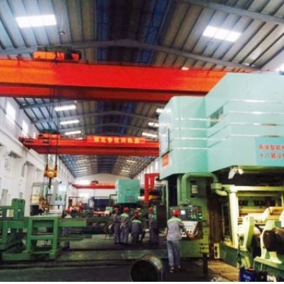Stainless steel 18Hi reversing cold rolling mill
