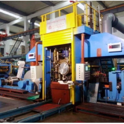 Stainless steel 14Hi reversing cold rolling mill
