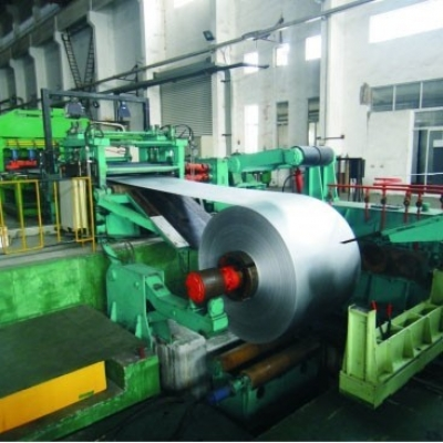 Stainless steel recoiling line