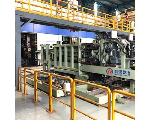 不锈钢黑卷冷轧退火酸洗机组(HRAPL)