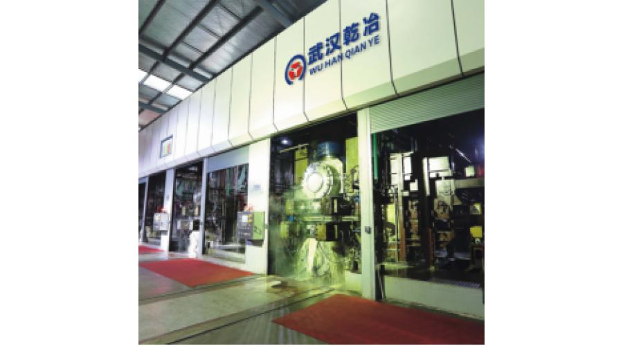 Fujian Hongwang 3Hi HRAPL Mill