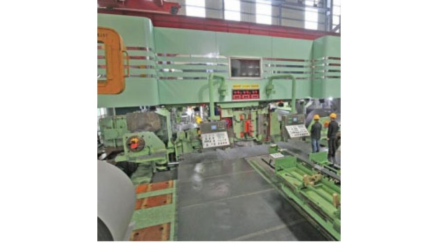 Fujian Hongwang 20Hi Reversing Cold Rolling Mill